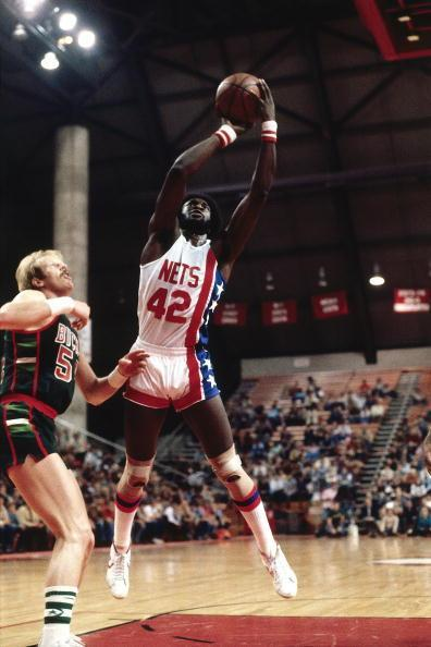 d10ca81c3ef Harvey Catchings played 32 games for the Nets in 1978-79 before being  traded.