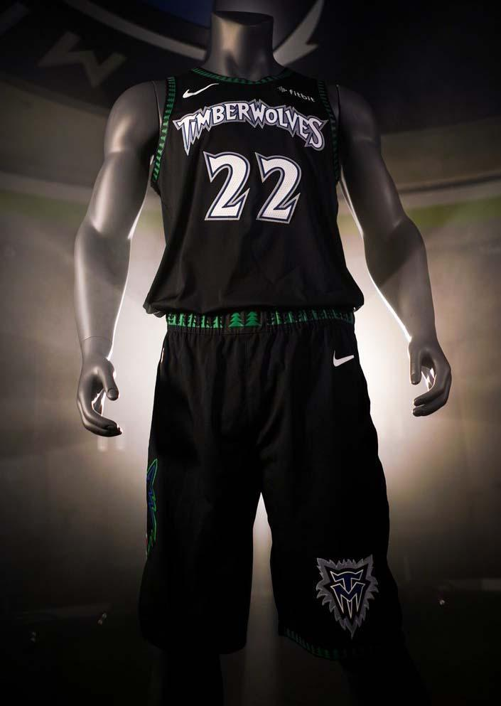 91b7184ca2f The Timberwolves will utilize a uniform next season that they last used  from 1996-2008.