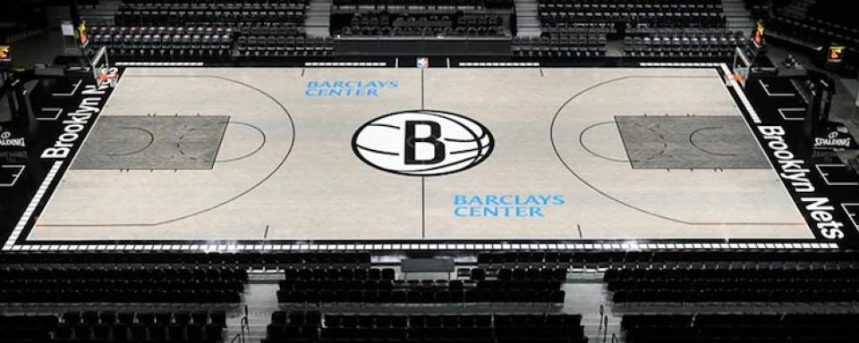 Brooklyn Nets Unveil New Court For 2019 20 Season Nba Com