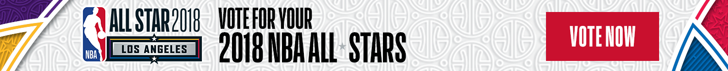 Vote For Your 2018 NBA All-Star